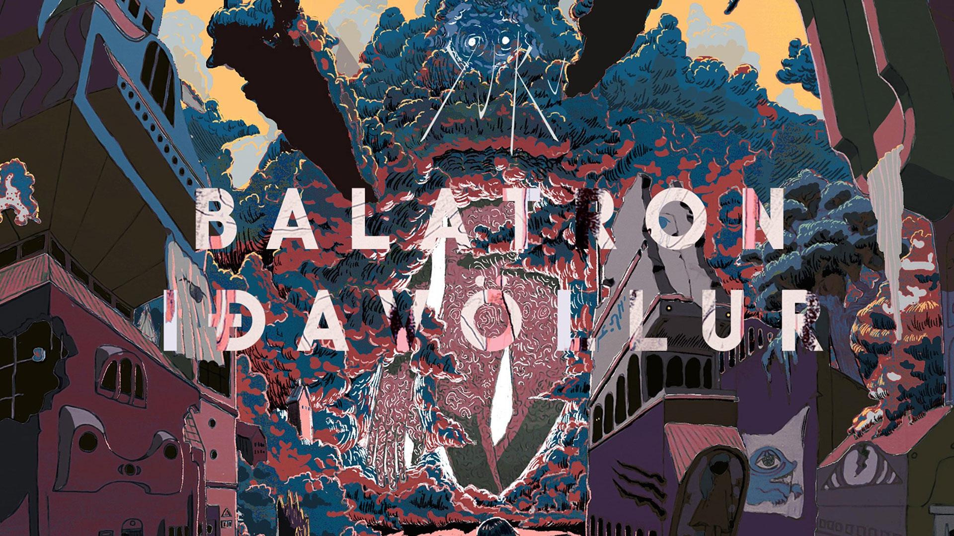 BALATRON - IDAVOLLUR